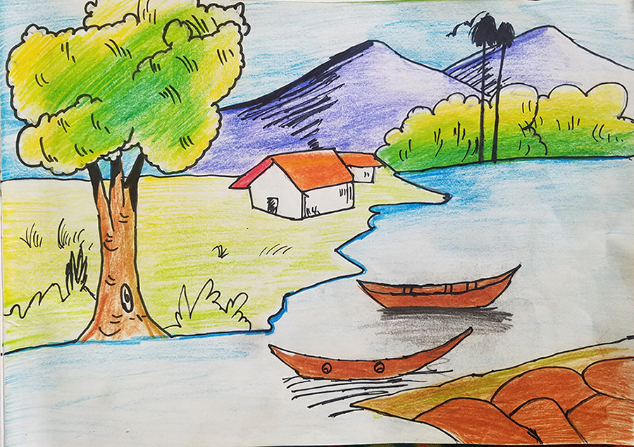ArtLand School of Arts - Drawing and Painting Classes in Avadi ...